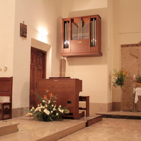 Parr. Cristo RE, Bibbiena (AR)