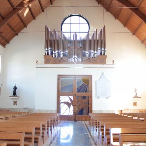 Chiesa Immacolata Concezione di Maria Vergine Macchia di Montecorvino R. (SA) - ITALY