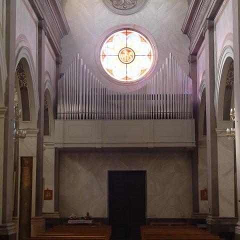 Restauro Chiesa Madre Noci