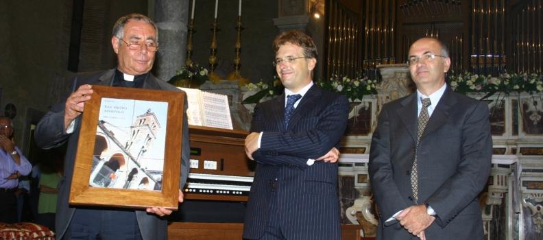 Inaugurazione e Concerto Del Nuovo Custom Cathedral della Cattedrale di Minturno