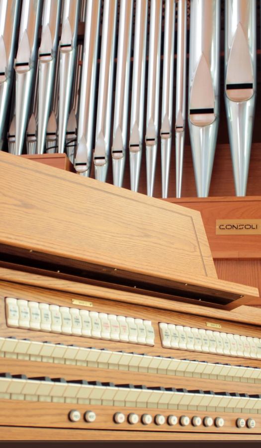 Organi Liturgici Custom (by Consoli)