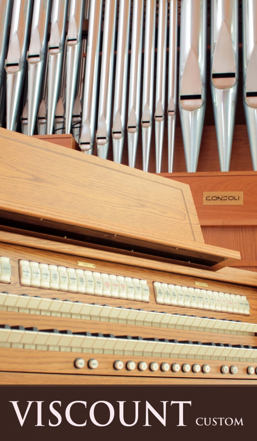 Organi Liturgici VISCOUNT Custom (by Consoli)
